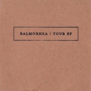 Balmorhea - Tour Ep CD (album) cover