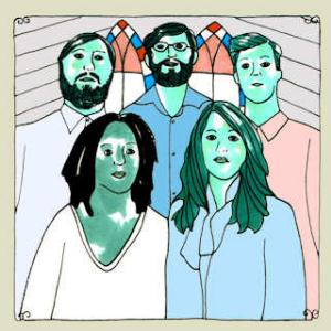 Balmorhea - Daytrotter Session CD (album) cover