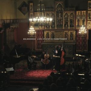 Balmorhea - Live At Sint-elisabethkerk CD (album) cover
