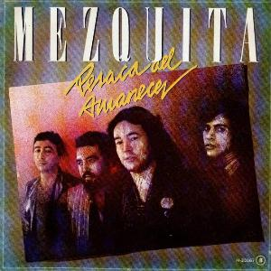 Mezquita - Resaca Del Amanecer CD (album) cover