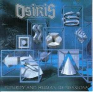 Osiris - Futurity And Human Depressions CD (album) cover
