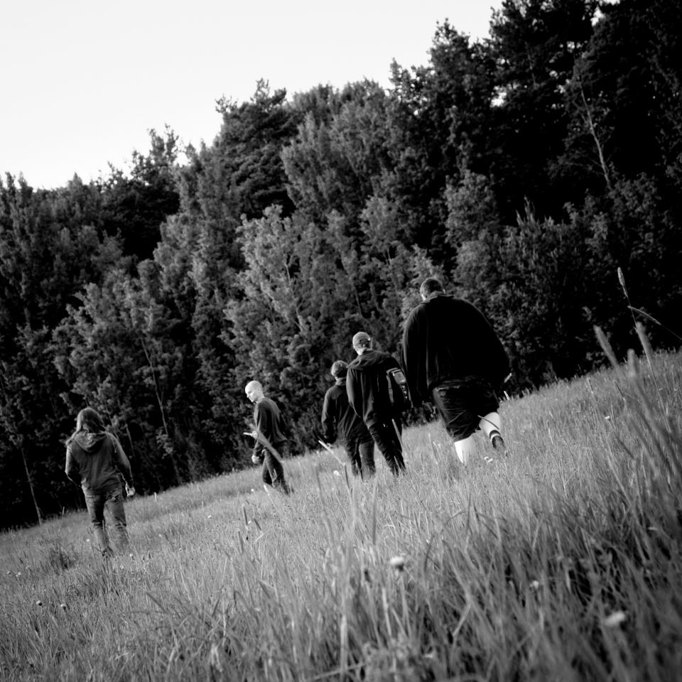 HIDDEN LANDS image groupe band picture