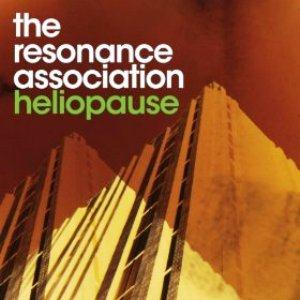 The Resonance Association - Heliopause CD (album) cover