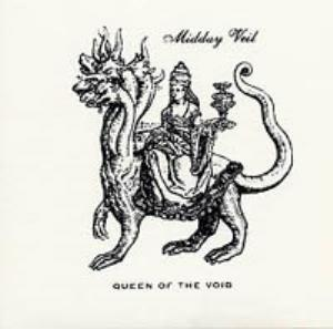 Midday Veil - Queen Of The Void CD (album) cover