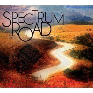 Spectrum Road - Spectrum Road CD (album) cover