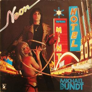 Michael Bundt - Neon CD (album) cover