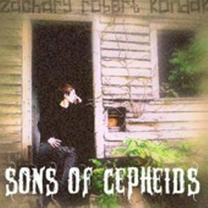 Sons Of Cepheids - Sons Of Cepheids CD (album) cover