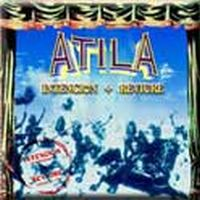 Atila - Intencion & Reviure CD (album) cover