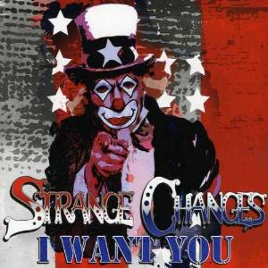 Strange Changes - I Want You CD (album) cover