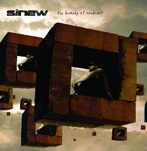 Sinew - The Beauty Of Contrast CD (album) cover