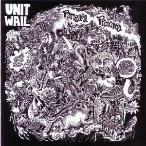 Unit Wail - Pangaea Proxima CD (album) cover
