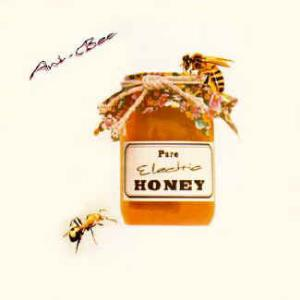 Ant-bee - Pure Electric Honey CD (album) cover