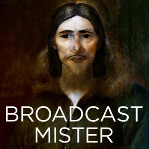 Oc Feef - Broadcast Mister CD (album) cover