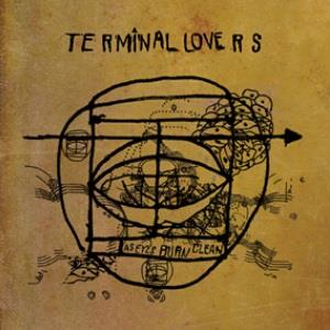TERMINAL LOVERS - As Eyes Burn Clean CD album cover