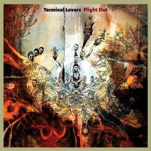 TERMINAL LOVERS - Flight Out CD album cover