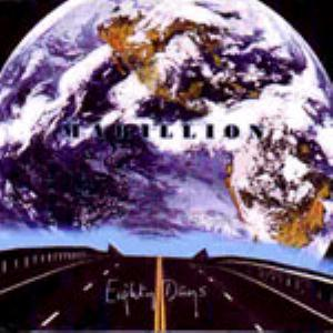 Marillion - Eighty Days CD (album) cover