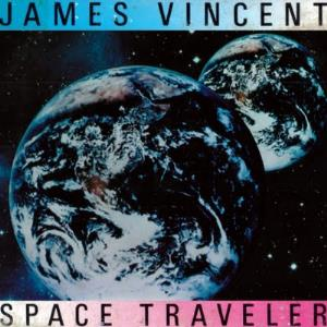James Vincent - Space Traveler CD (album) cover