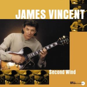 James Vincent - Second Wind CD (album) cover