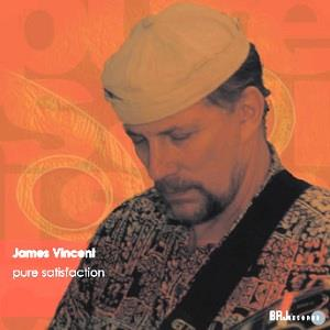 James Vincent - Pure Satisfaction CD (album) cover