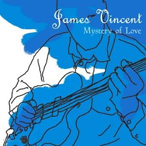 James Vincent - Mystery Of Love CD (album) cover