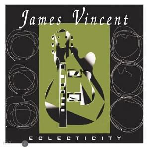 James Vincent - Eclecticity CD (album) cover