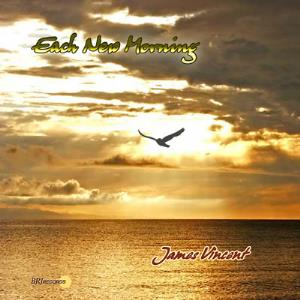 James Vincent - Each New Morning CD (album) cover