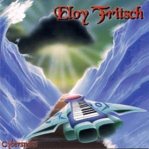 Eloy Fritsch - Cyberspace CD (album) cover