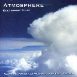 Eloy Fritsch - Atmosphere - Electronic Suite CD (album) cover