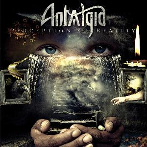 Antalgia - Perception Of Reality CD (album) cover