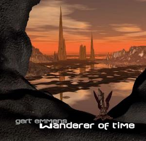 Gert Emmens - Wanderer Of Time CD (album) cover