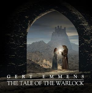 Gert Emmens - The Tale Of The Warlock CD (album) cover