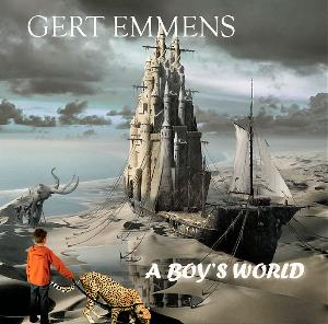 Gert Emmens - A Boy's World CD (album) cover
