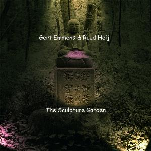 Gert Emmens - The Sculpture Garden (with Ruud Heij) CD (album) cover