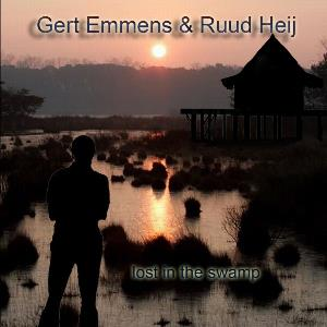 GERT EMMENS - Lost In The Swamp (with Ruud Heij) CD album cover