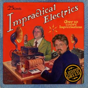 Limpid Green - Impractical Electrics CD (album) cover