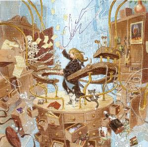 Clive Nolan - Skeletons In The Cupboard CD (album) cover