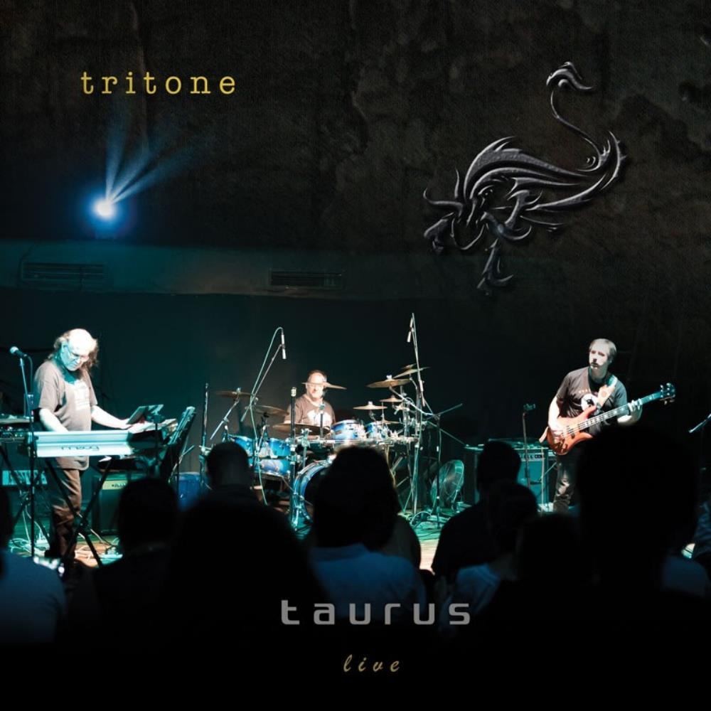 Taurus - Live: Tritone CD (album) cover