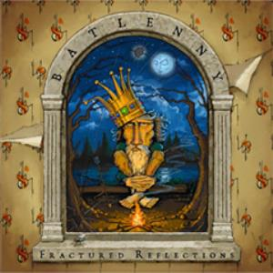 Bat Lenny - Fractured Reflections CD (album) cover