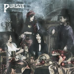 Purson - The Circle & The Blue Door CD (album) cover