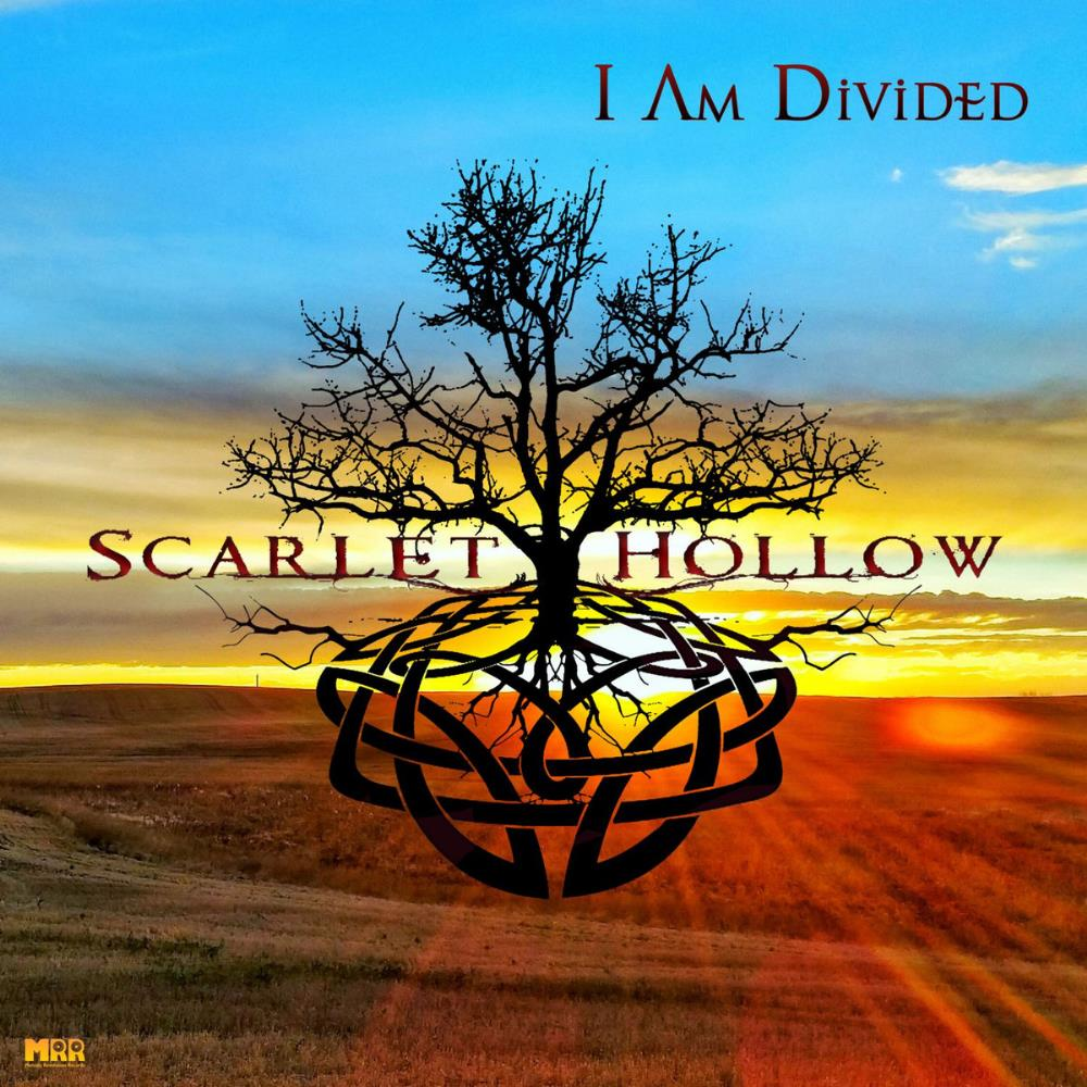 Scarlet Hollow - I Am Divided CD (album) cover