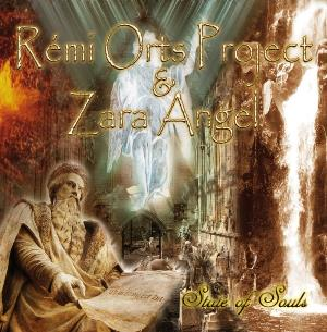 REMI ORTS PROJECT - State Of Souls (with Zara Angel) CD album cover