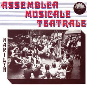 Assemblea Musicale Teatrale - Marilyn CD (album) cover