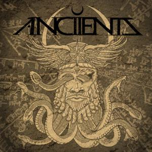 Anciients - Snakebeard CD (album) cover