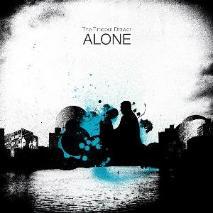The Timeout Drawer - Alone CD (album) cover