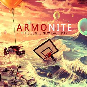 Armonite - The Sun Is New Each Day CD (album) cover
