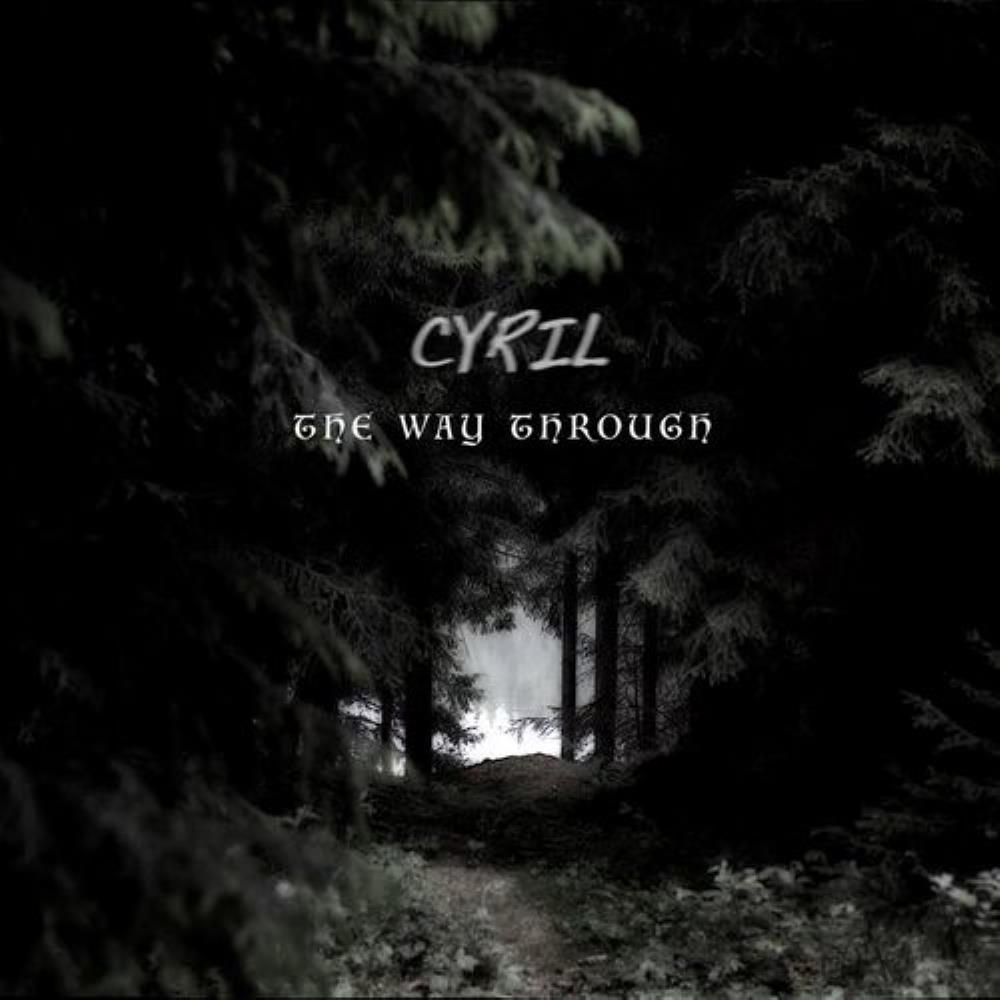 Cyril - The Way Through CD (album) cover