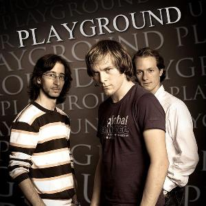 Playground - The Strange Plot CD (album) cover