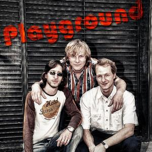 Playground - Playground CD (album) cover