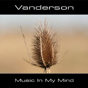 Vanderson - Music In My Mind CD (album) cover