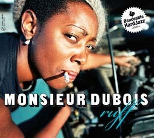 MONSIEUR DUBOIS - Ruff CD album cover